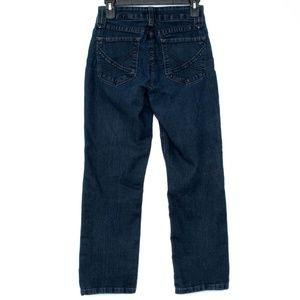"NYDJ Jeans - NYDJ ""Straight"" Jeans Womens 2 Petite E2"